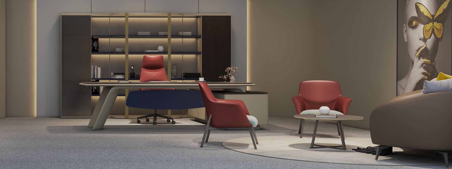 办公家具桌椅定制厂家-上海横衡办公家具公司